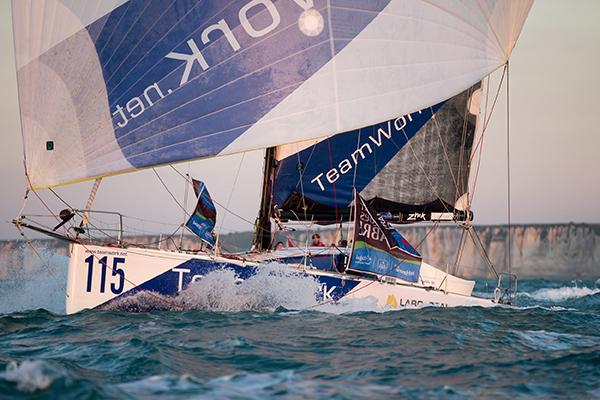 skippers.ch Nils Palmieri Transat Jacques Vabre