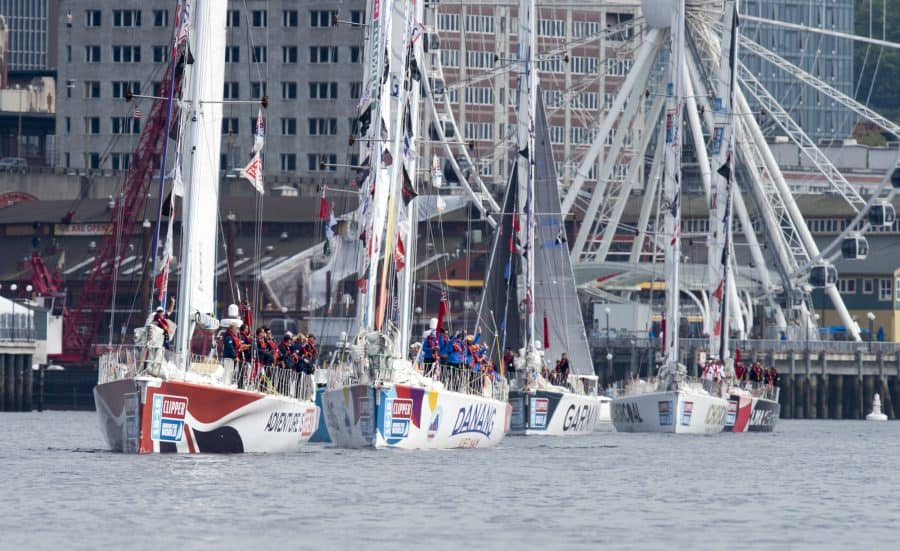 clipper race dominique hausser lmax exchange