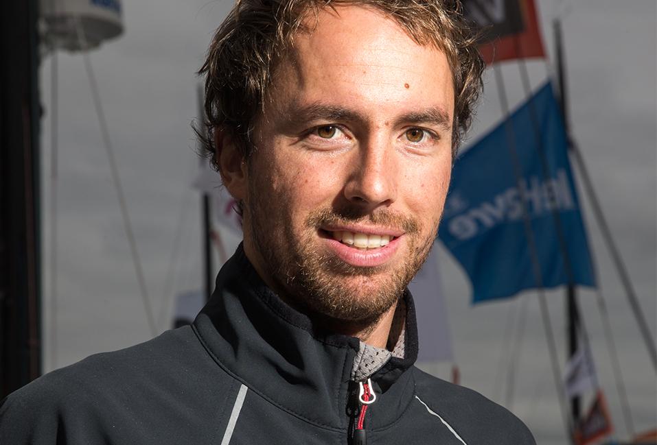 skippers Nils Palmieri marin