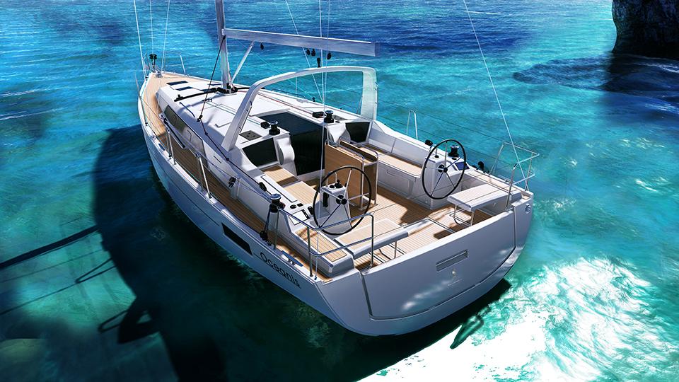 skippers.ch BENETEAU Oceanis 41.1