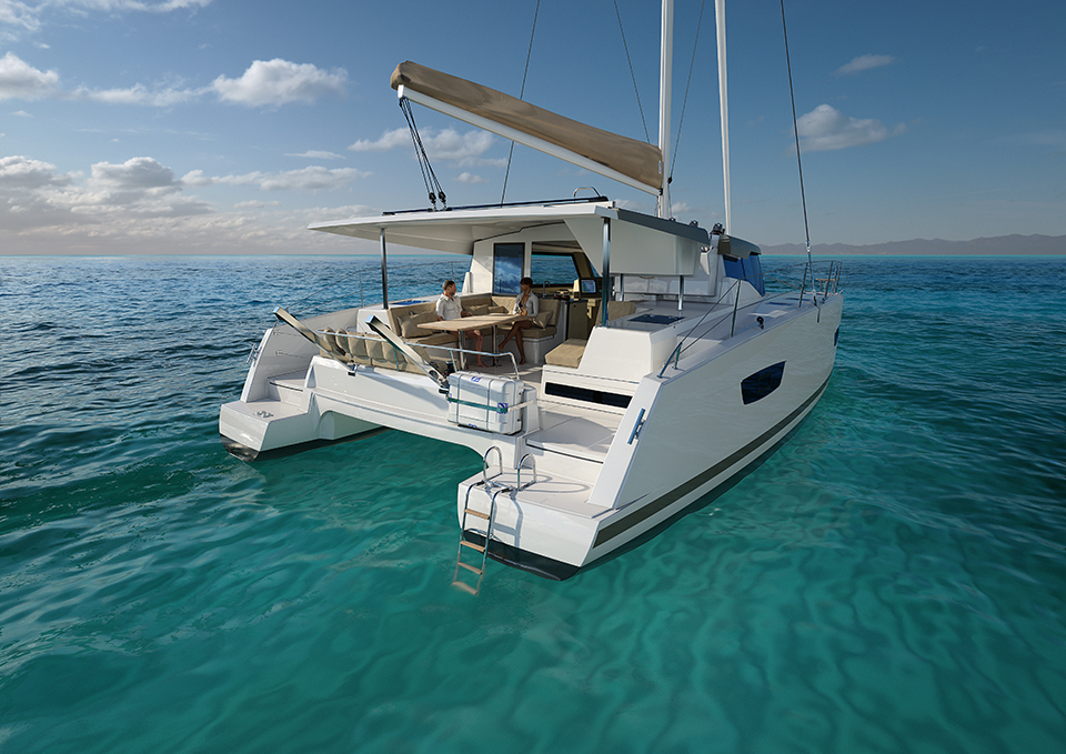 skippers.ch news FOUNTAINE PAJOT