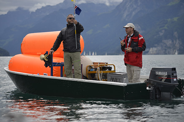 skippers.ch SWISS SAILING Swiss Volunteers