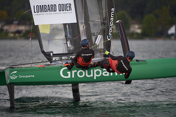 Groupama skippers.ch LITTLECUP 2015