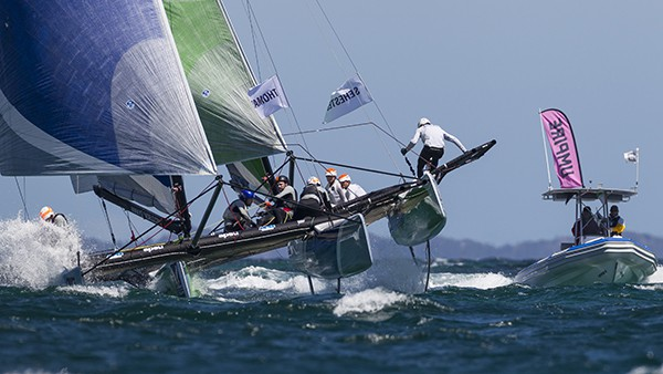 World Match Racing skippers.ch