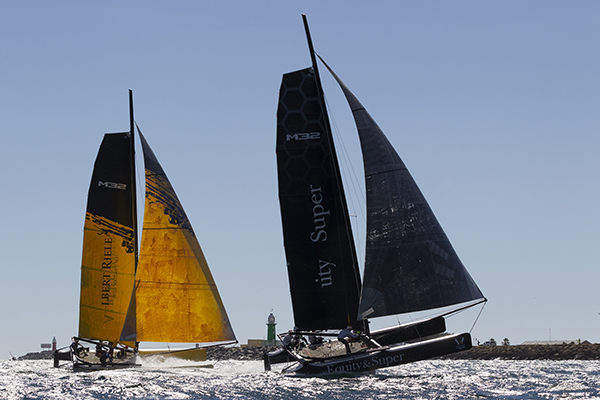 World Match Racing Tour skippers.ch