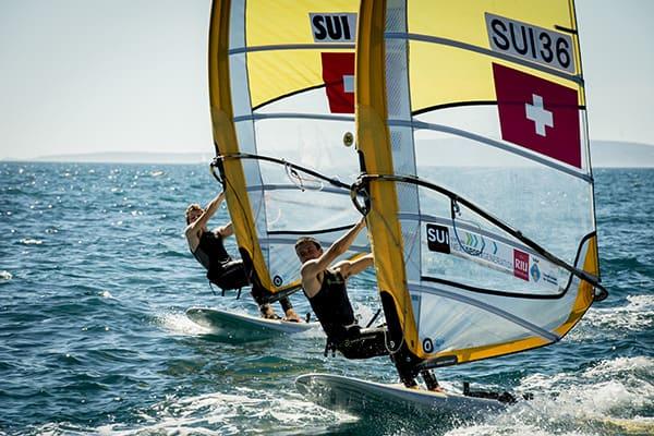 skippers.ch Mateo Sanz Lanz SWISS SAILING