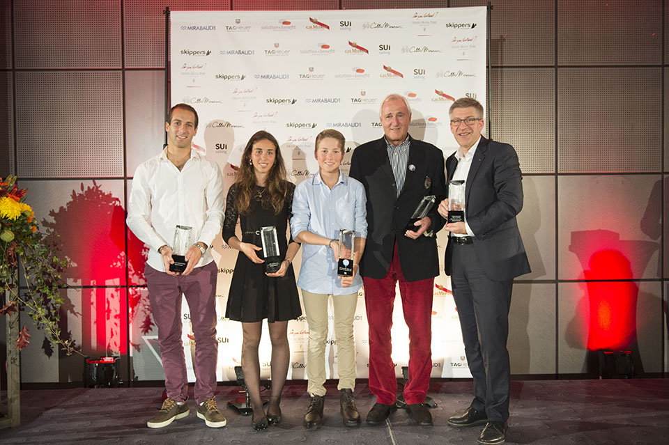 skippers.ch SWISS SAILING Awards 2016
