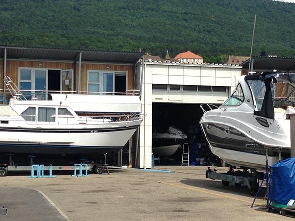 Uninautic Neuchâtel skippers.ch