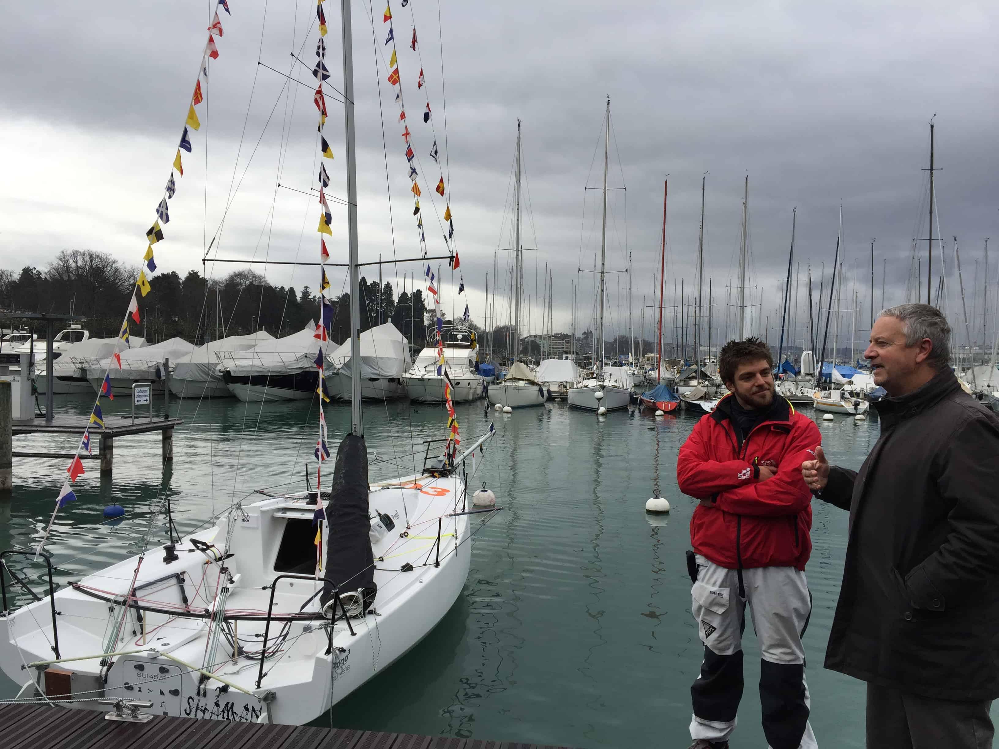 skippers.ch Mini Transat 2017
