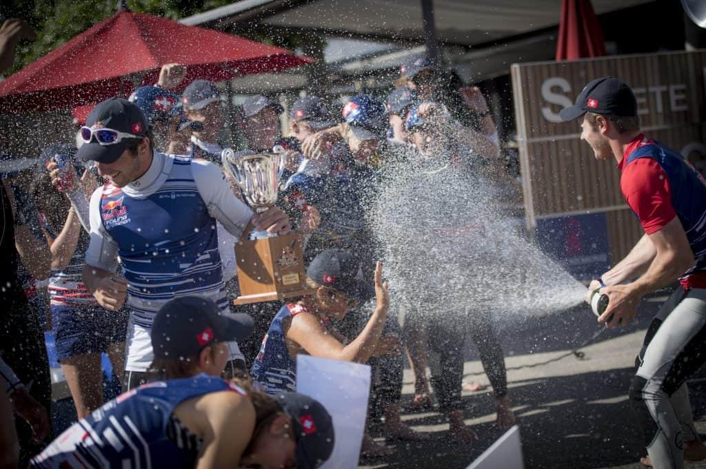 Red Bull Foiling Generation Genève