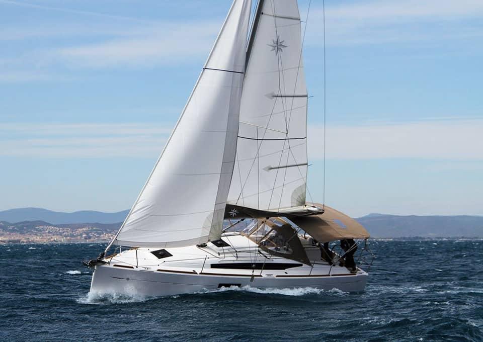 Sun Odyssey 349, flotter Cruiser
