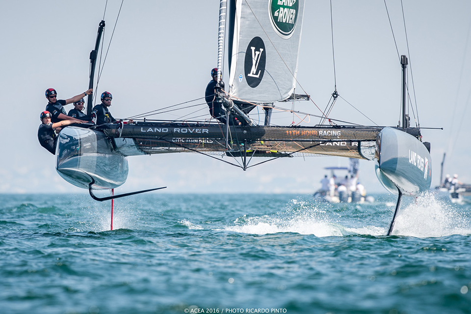 skippers.ch America's Cup World Series Oman