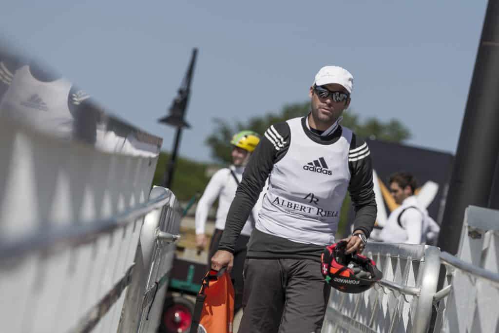 Eric Monnin 1er des Internationaux de France de Match Racing en multi COD25 à Pornichet