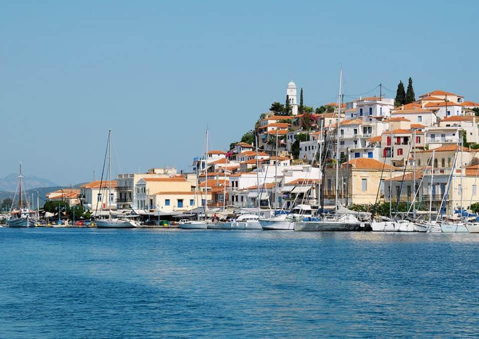 Segeln bei Poseidon: Hydra und andere reizvolle Inseln