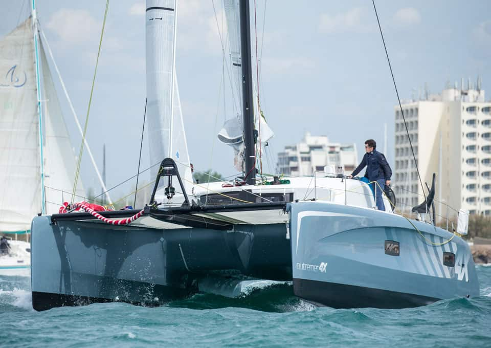 OUTREMER 4X – European Yacht of the Year