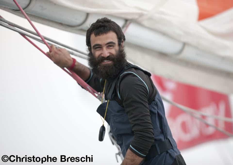 Alan Roura réussit son Vendée Globe