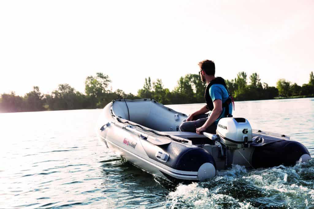 Honda Marine BF4-5-6 : démarrer tranquille