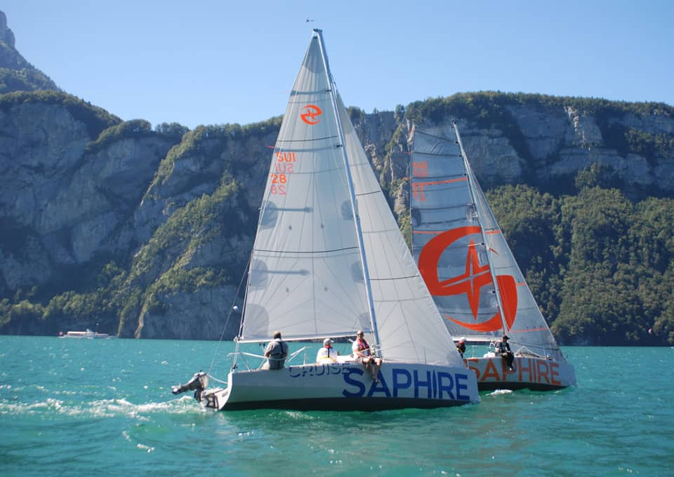Saphire 27 als Cruiser erhältlich