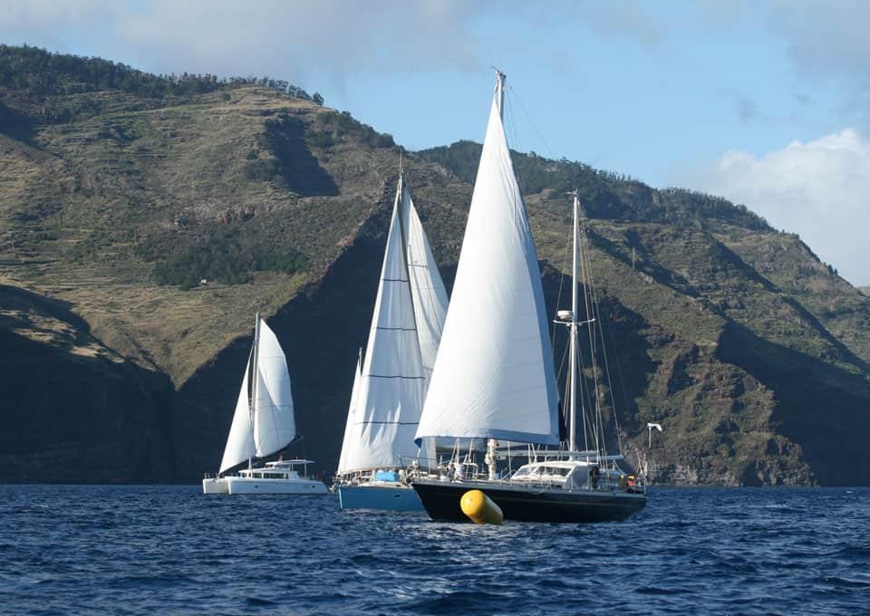 RALLYE ILES DU SOLEIL: Madeira-Guadeloupe