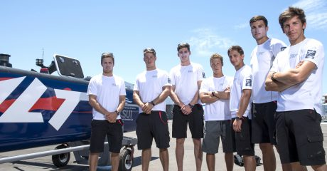 Youth America's Cup Team Tilt