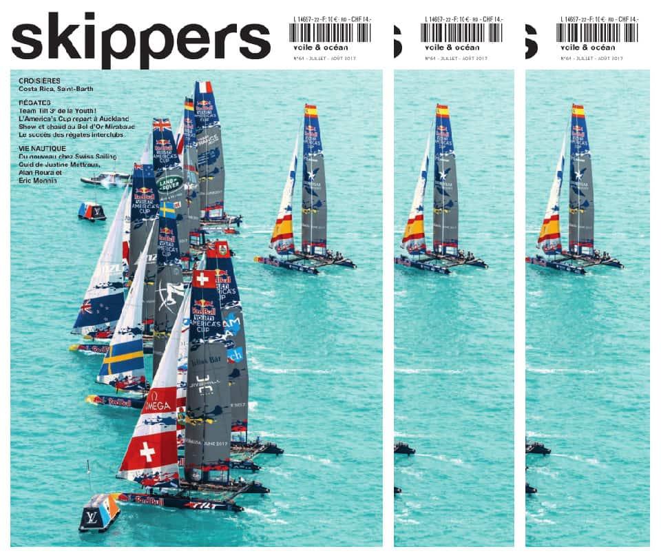 Le Skippers 64 est en kiosque