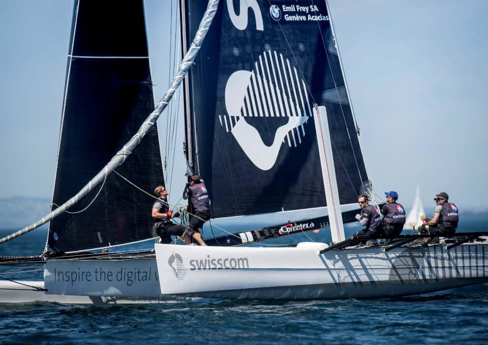 Genève-Rolle-Genève: 236 Boote, 87 klassiert