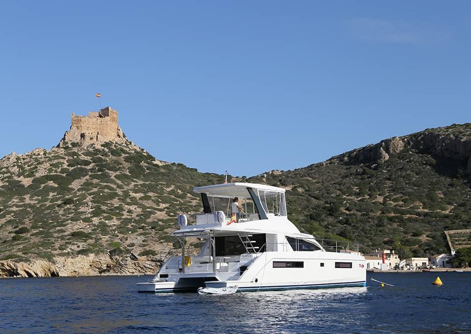 Balearentörn mit einem Powercat: Eine Woche rund um Mallorca