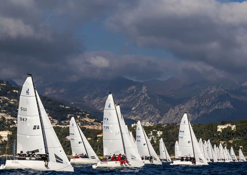 Monaco Sportboat Winter Series: starke Schweizer Beteiligung