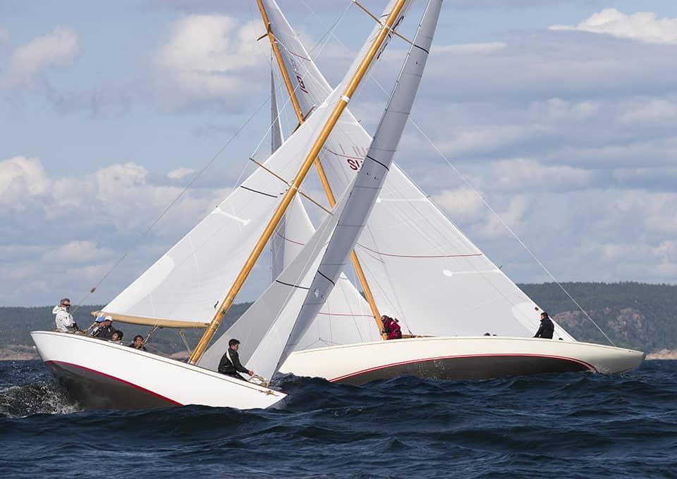 8mJI : Caron II ramène le Neptune Trophy de Norvège