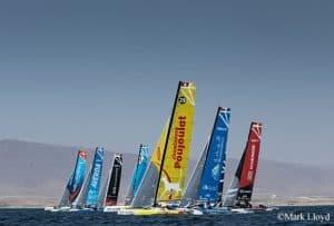efg sailing arabia - bernard stamm - elodie mettraux