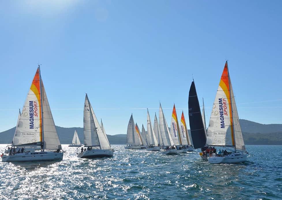 Offshore Challenge 2017 : Biograd-Dubrovnik et retour