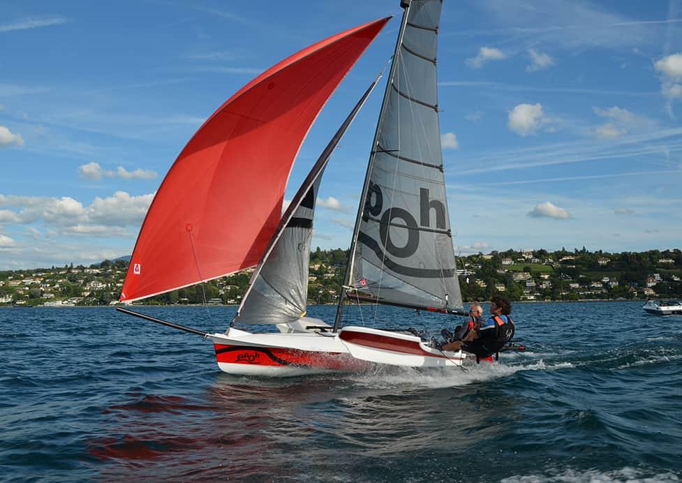 Epoh : skiff nouvelle génération