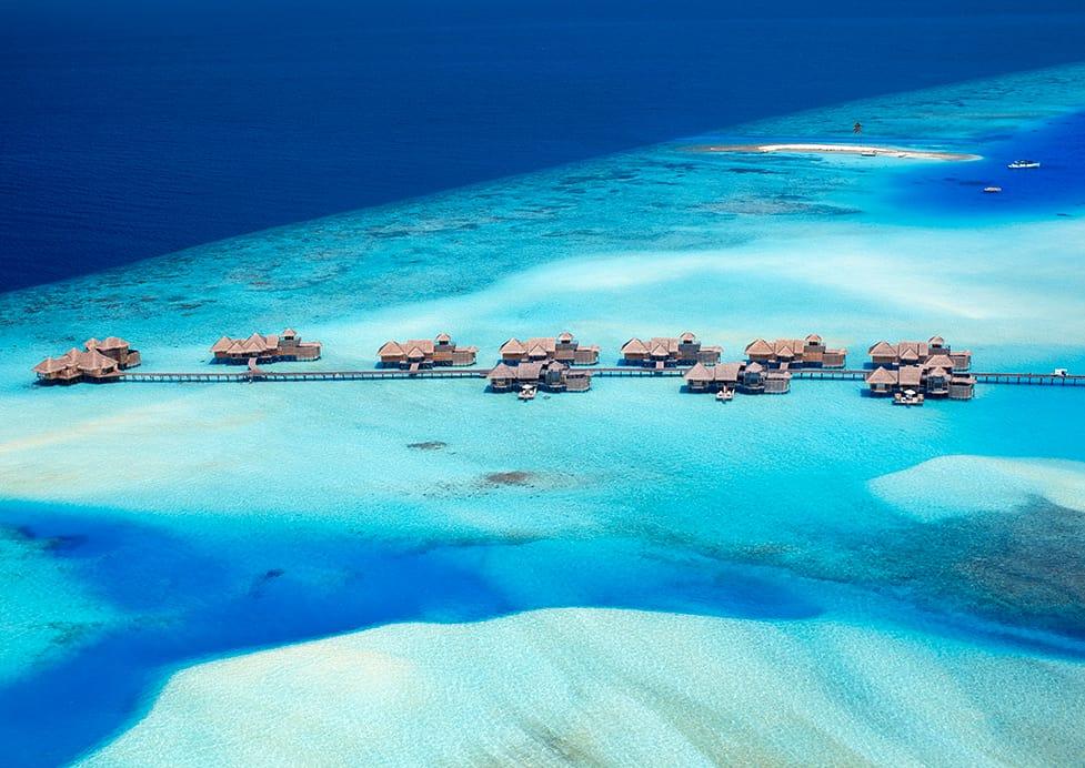 Gili Lankanfushi, Maldives : tenté par l'un des meilleurs hôtels du monde ?