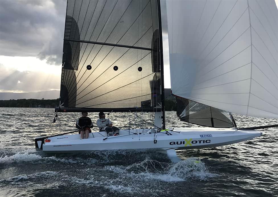 Pro Sailing vend Quant aux Romands