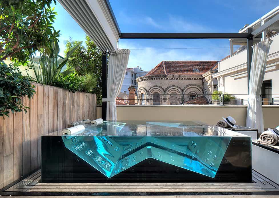 Five Seas Hotel, Cannes La Croisette pour les initiés