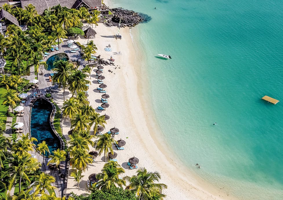 Beachcomber, île Maurice : Royal Palm Beachcomber Luxury, pionnier du luxe mauricien