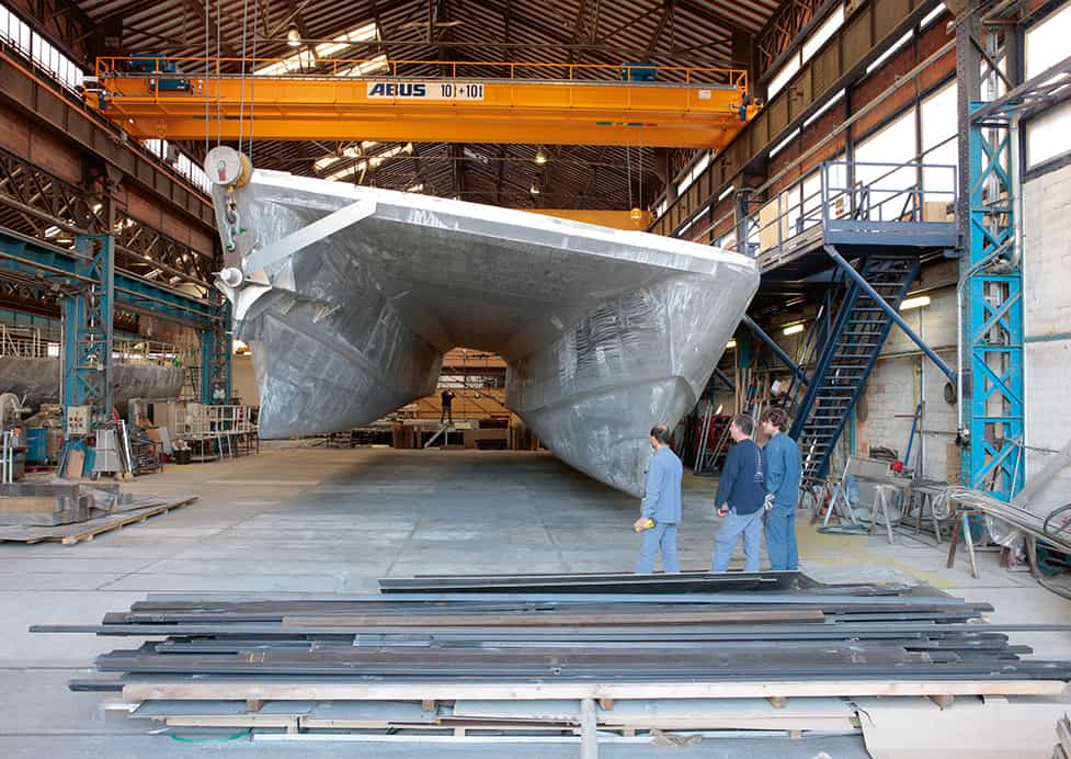 Le marché du cata : Lagoon, le plus grand chantier du monde