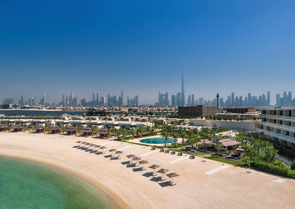 Bulgari Resort & Residences Dubaï : Dolce Vita avec vue sur la mer du golfe