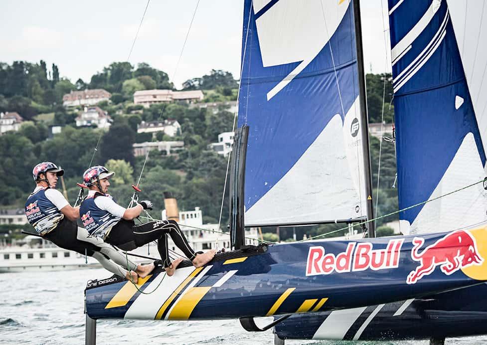 Red Bull Foiling Generation: Überraschende Überflieger