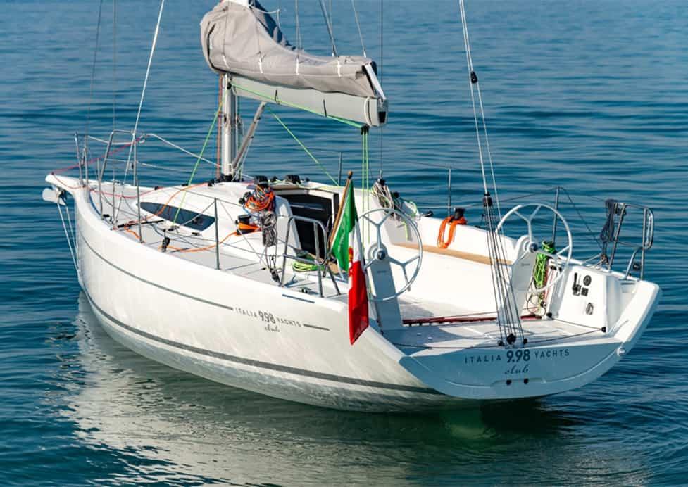 Grafyachting, nouveau distributeur d'Italia Yachts en Suisse alémanique