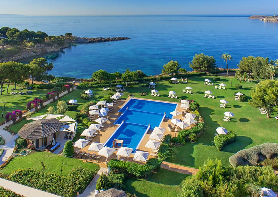 St. Regis Mardavall Mallorca Resort : Palma avec un majordome aux petits soins