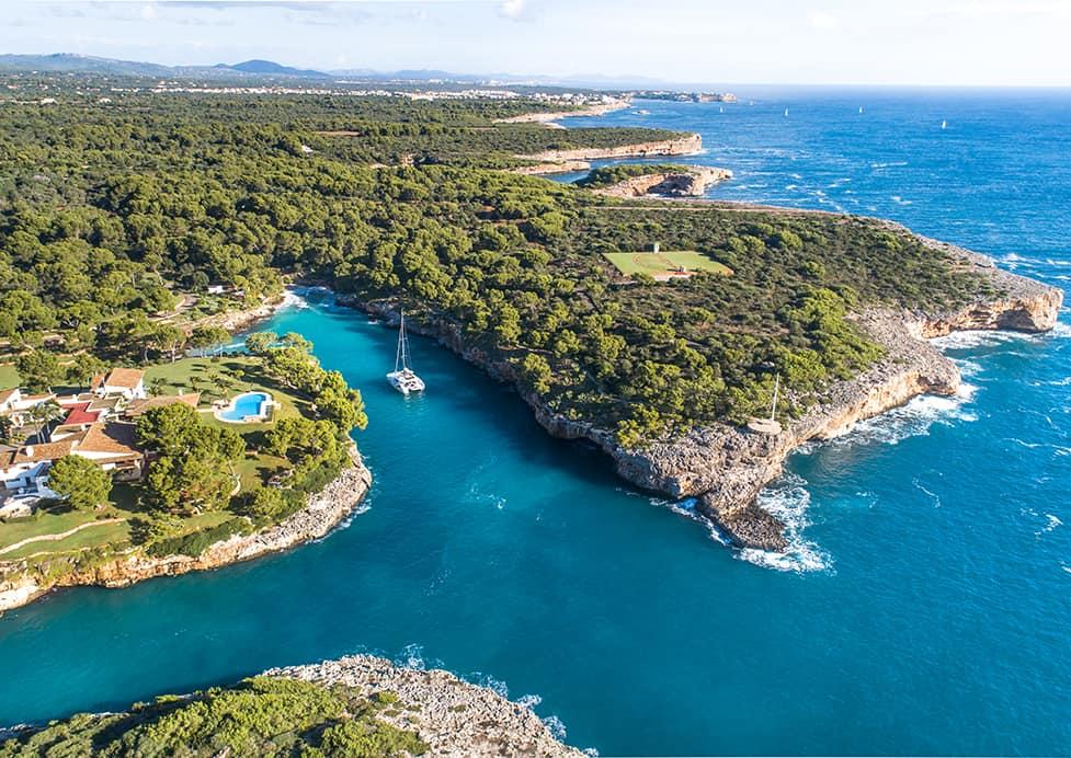 Dream Yacht Charter auf Mallorca