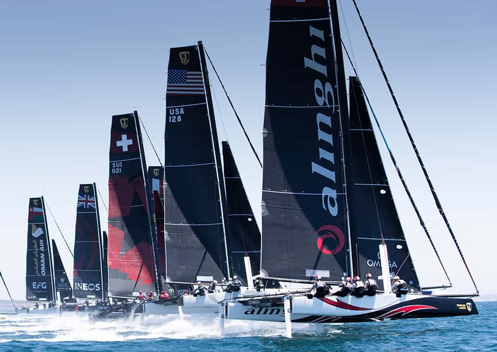 Alinghi ist Weltmeister!
