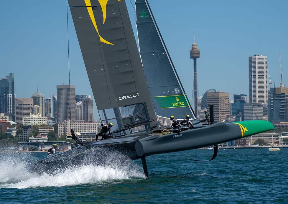 SailGP: Der Segelsport betritt eine neue Dimension