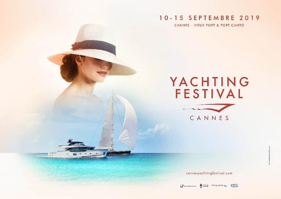 Yachting Festival Cannes - Zwei Messen in einer: Segelboote im Port Canto, Motorboote im Vieux Port