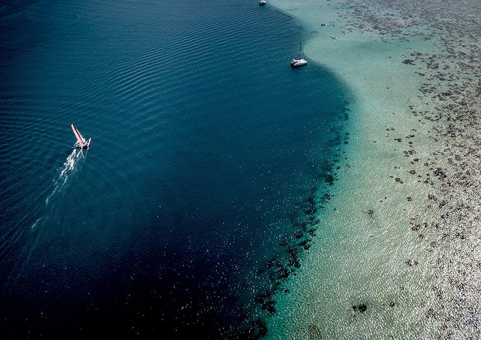 Tahiti et ses îles : croisière au paradis
