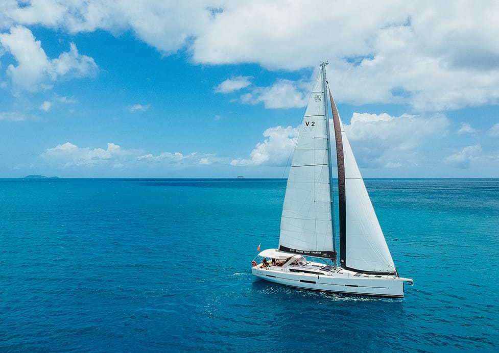 Dream Yacht Charter : prendre le large en Outremer