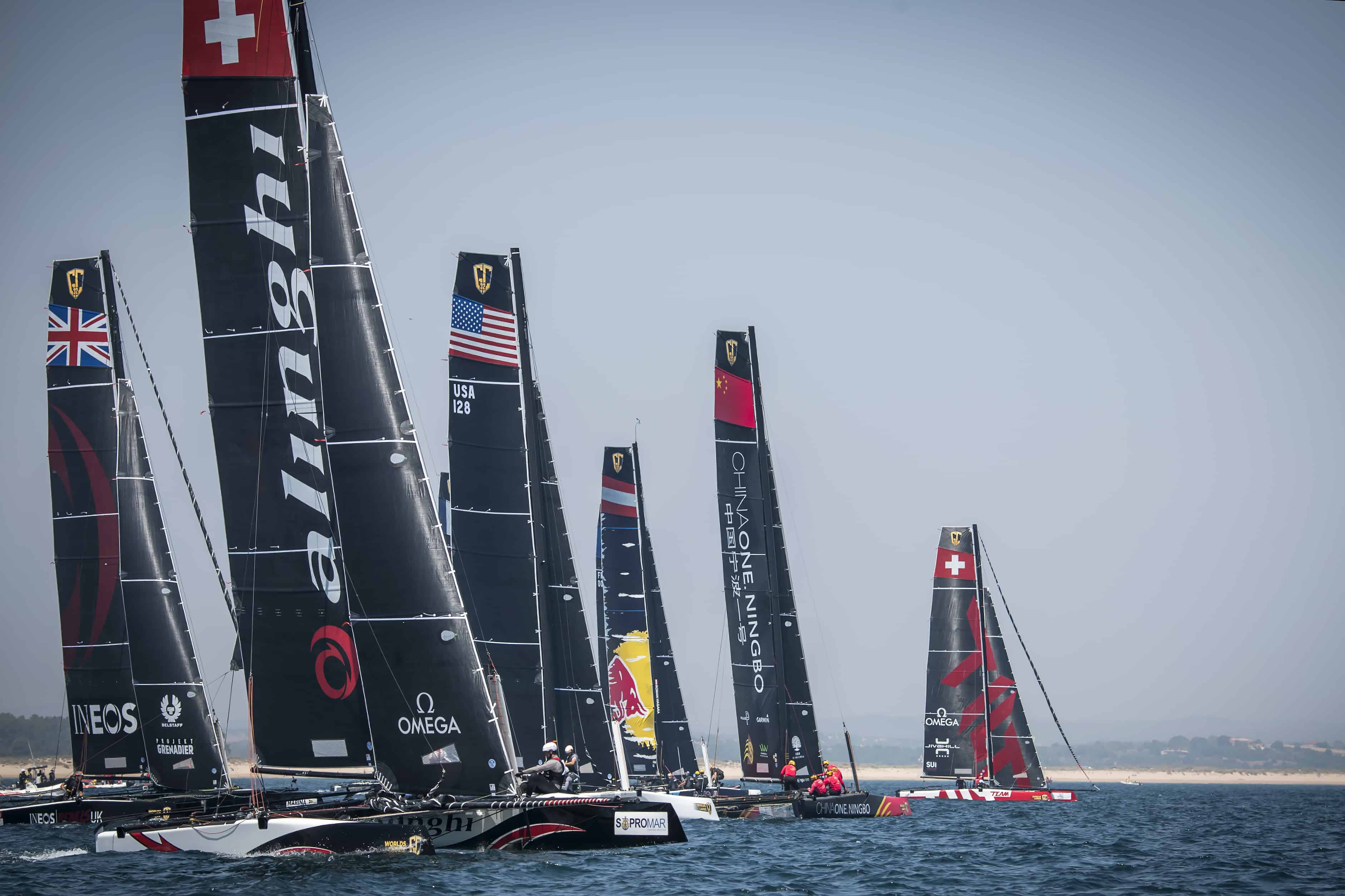 Alinghi ist Weltmeister