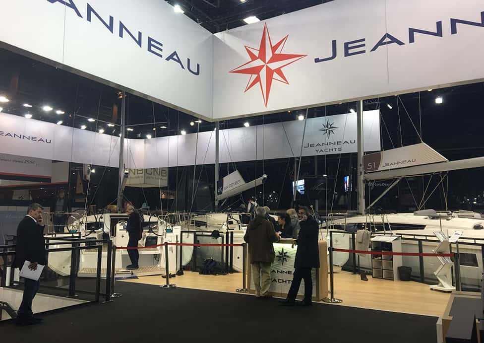 Quelle sant de l industrie nautique skippers voile for Salon de l industrie 2017